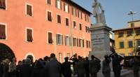 Venerdì 10 marzo, in Piazza Mazzini, alle ore 12.30, sarà deposta una corona di alloro ai piedi del monumento a Mazzini. Partecipano il Commissario Straordinario della Domus Mazziniana, Fabio Beltram, il Prefetto di Pisa, Attilio Visconti.