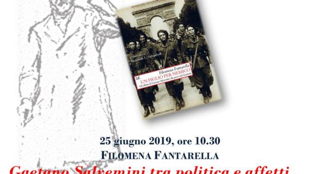Martedì 25 giugno alle 10.30 terzo incontro del ciclo Dialoghi Mazziniani, promosso dalla Domus Mazziniana, […]