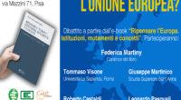 Lunedì 7 ottobre alle ore 18, dibattito presso la Domus Mazziniana, organizzato dalla Domus Mazziniana, […]