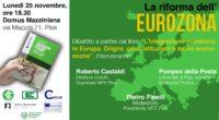 Si parlerà di riforma dell'eurozona nell'iniziativa organizzata presso la Domus Mazziniana lunedì 25 novembre alle […]