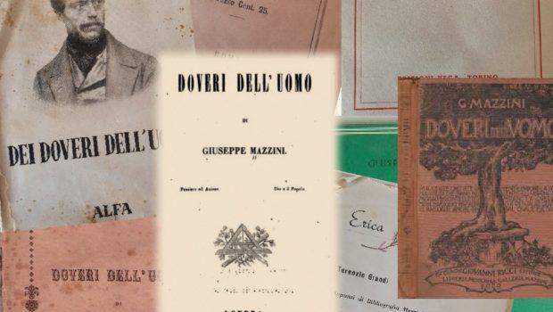 Io voglio parlarvi dei vostri doveri G. Mazzini Nel corso del 1860, mentre si compiva […]